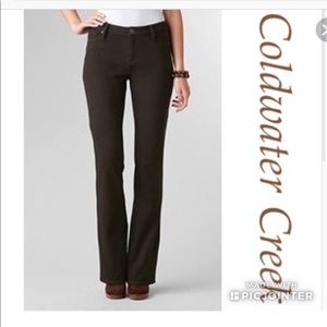 Coldwater Creek Natural fit jeans